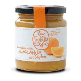 Mermelada de Naranja con Sirope de Agave Bio 260g