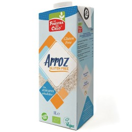 Bebida de Arroz Bio Gluten Free 1L