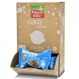 Energy Ball Coco y Cacao Bio Sin Gluten 25g