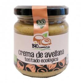 Crema de Avellana Tostada Bio 200g