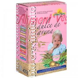 Papilla Biocrecimiento Dulce de Avena Bio 400g
