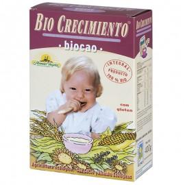 Papilla Biocrecimiento Biocao Cacao Bio 400g