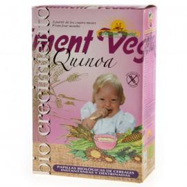 Papilla Biocrecimiento Quinoa Sin Gluten Bio 400g