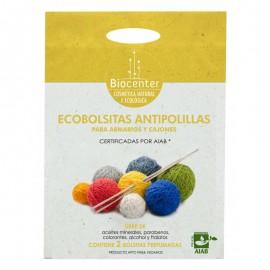 Ecobolsitas Armario Antipolillas 2x10g