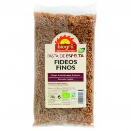 Fideo Fino de Espelta Bio 250g