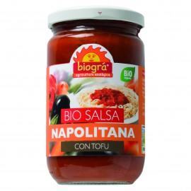 Salsa Napolitana con Tofu Bio 300g