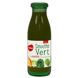 Smoothie Verde de Mango Kale y Espinacas Bio 250ml