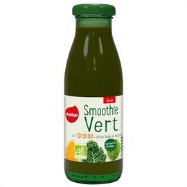 Smoothie Verde de Naranja Kale y Espinacas Bio 250ml