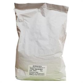 Harina Blanca de Trigo Granel Bio 3kg