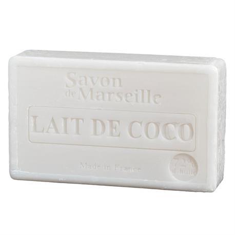 Jabon Natural de Marsella con Leche de Coco 100g