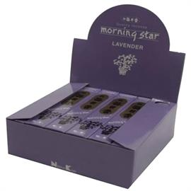 Incienso Japonés Morning Star Lavanda 50 Barritas 20g