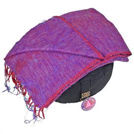 Manta de Meditación Púrpura 200x80cm