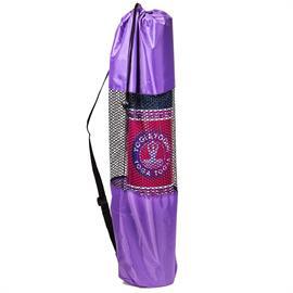 Bolsa Impermeable para Estera de Yoga Violeta 66x23cm