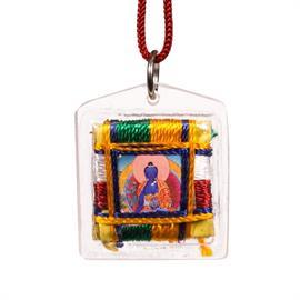 Colgante de Protección Buda de la Medicina 3cm