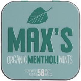 Max's Mint Mentol Bio 35g