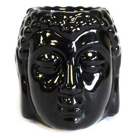 Quemador de Aceite Buda Negro