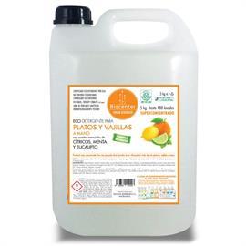 Detergente para Platos y Vajilla a Mano Bio 5Kg