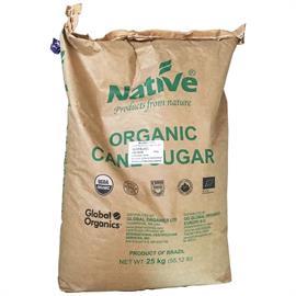 Azúcar Blanco Granel Bio Saco 25 Kg