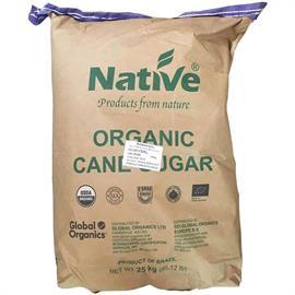 Azúcar de Caña Golden Integral Granel Bio Saco 25 Kg