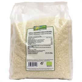 Arroz Redondo Semi-integral Granel Bio 2,5kg