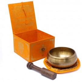 Cuenco Tibetano Cinco Budas 10cm