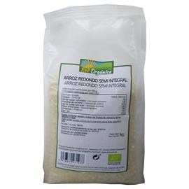 Arroz Redondo Semi-Integral 1kg
