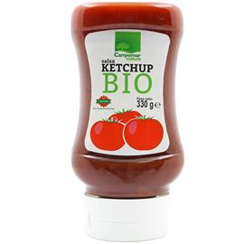 Salsa Ketchup Natural Bio Pet 330g