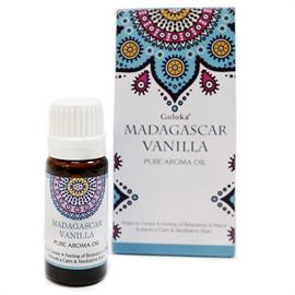 Aceite de Fragancia Vainilla de Madagascar Goloka