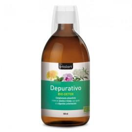 Detox Bio VitalArt Drepurativo Líquido 500 ml