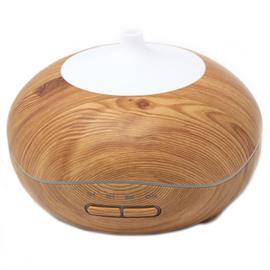 Difusor de Aroma Enchufe LED Temporizador Domo