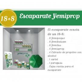 Escaparate Yemiprop