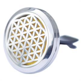 Kit Difusor para el Coche Flor de la Vida 30mm