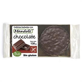 Galletas de Chocolate Sin Gluten 130g