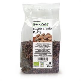 Nibs de Cacao Crudo 100% 150g