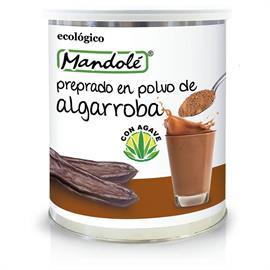 Preparado de Algarroba en Polvo con Stevia Bote Bio 375g