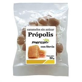 Caramelos de Propóleo con Stevia 50g