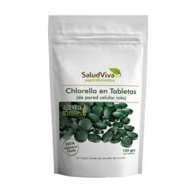 Chlorella en Tabletas Bio 125g 260 Tabletas