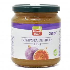 Compota de Higo Bio 320 Gr