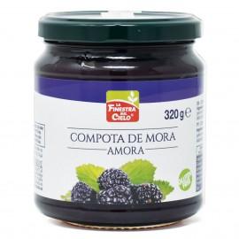 Compota de Mora Bio 320g