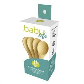 Pack 4 Cucharas de Café Babu