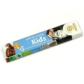 Chocolatina Kids Bio 45g