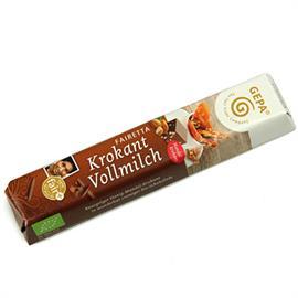 Chocolatina Krocante Bio 45g
