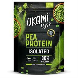 Proteína de Guisantes Okami Bio 500g