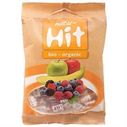 Caramelos Natu Hit Frutas Bolsa Bio 60g