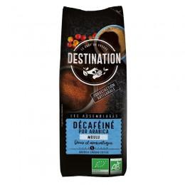 Café Descafeinado 100% Arabica Molido Bio 250g