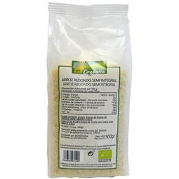 Arroz Redondo Semi-integral Bio 500g