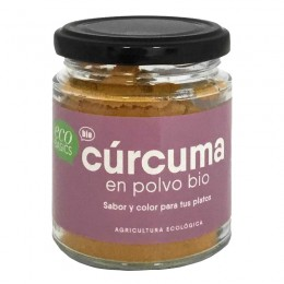 Cúrcuma en Polvo Cristal Bio 80g