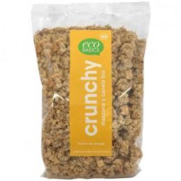 Crunchy Manzana y Canela Bio 375g