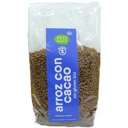 Arroz Inflado con Cacao Sin Gluten Bio 200g