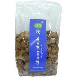 Choco Shells Sin Gluten Bio 160g